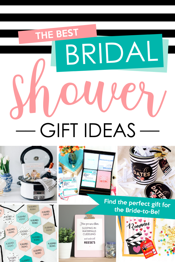 The Best Bridal Shower Gift Ideas From The Dating Divas