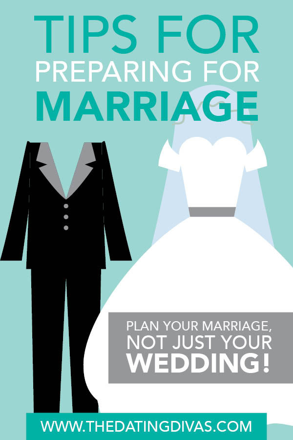 So smart to put time into preparing for marriage, not just for the wedding day! #preparingformarraige #successfulmarriagetips