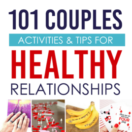 Couples Activities and Tips for Healthy Relationships