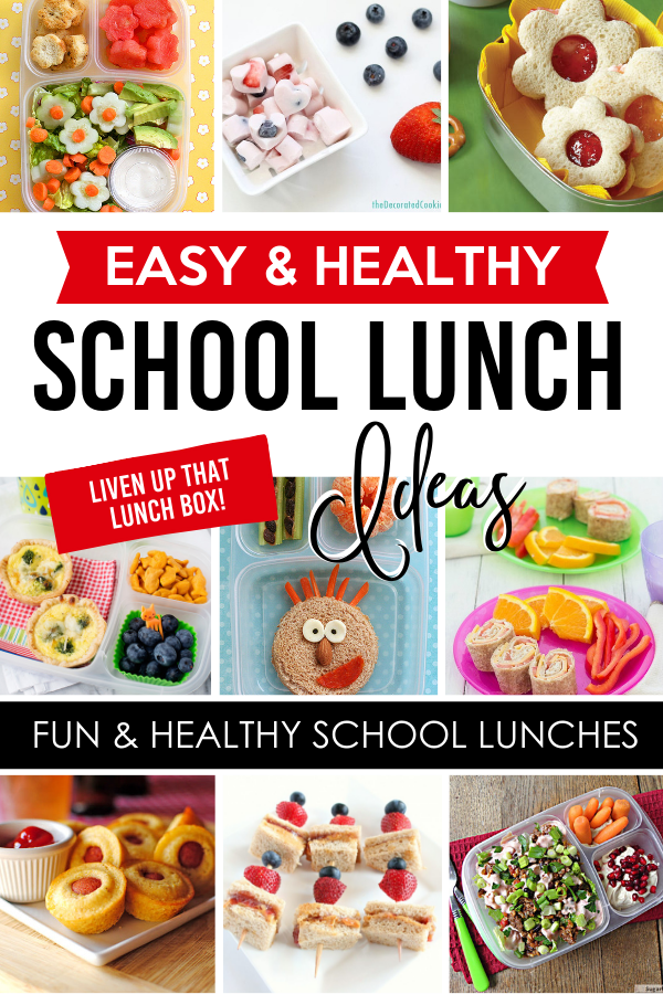 1ed3db8a87b4 Lunch Ideas that Kids & Moms will LOVE! | From The Dating Divas
