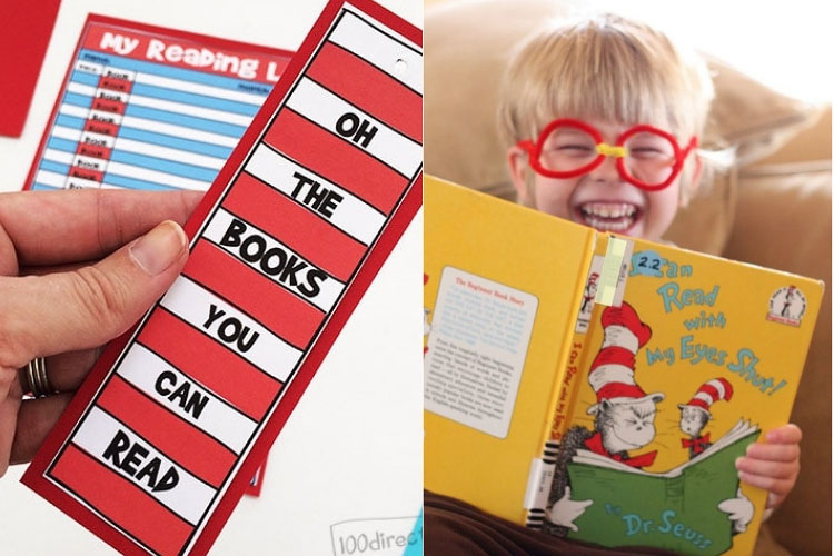 Educational and Reading Activities with Dr. Seuss