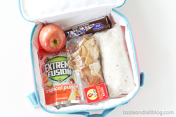 Healthy and Easy School Lunch Ideas
