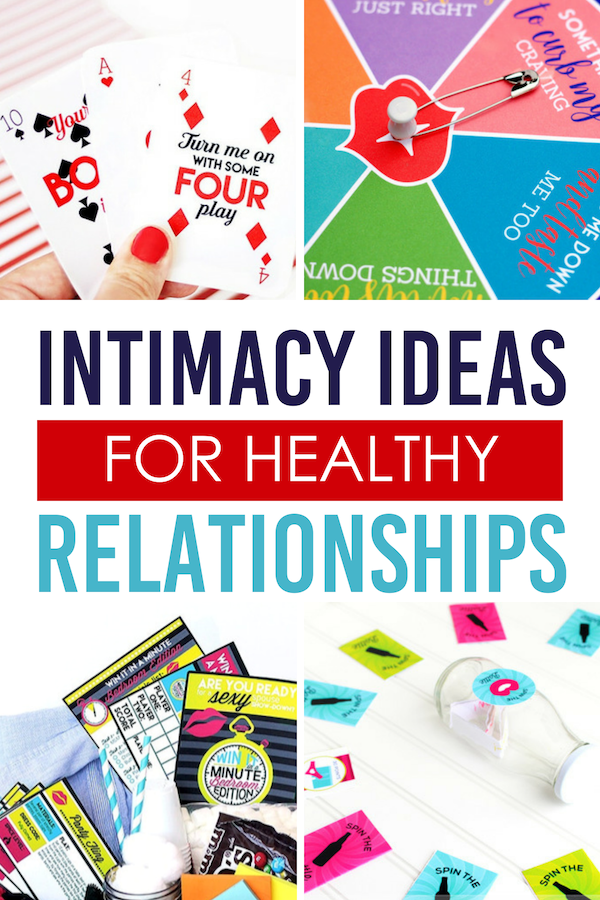 Intimacy Ideas for Healthy Relationships
