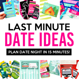 Last Minute Date Ideas