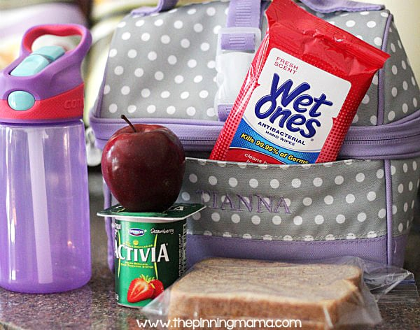 Lunchbox Hacks for School Lunches