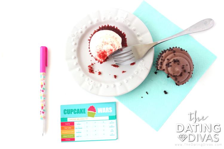 Cupcake Wars Tasting