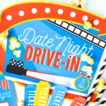 Have a Drive In Movie Date Outdoors