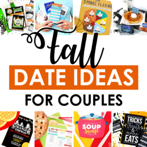 Fall Date Ideas for Couples Date Night