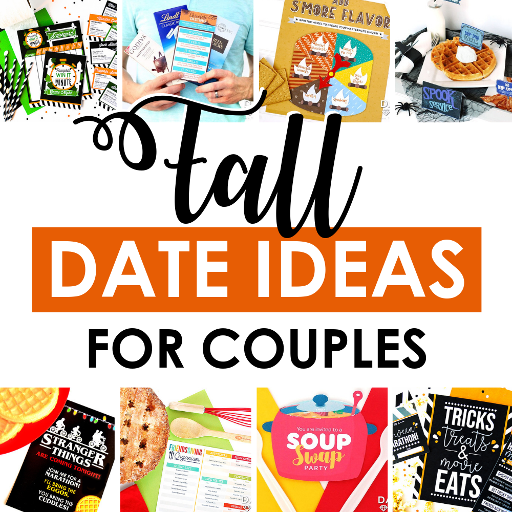 Fall Date Ideas for Couples | From The Dating Divas