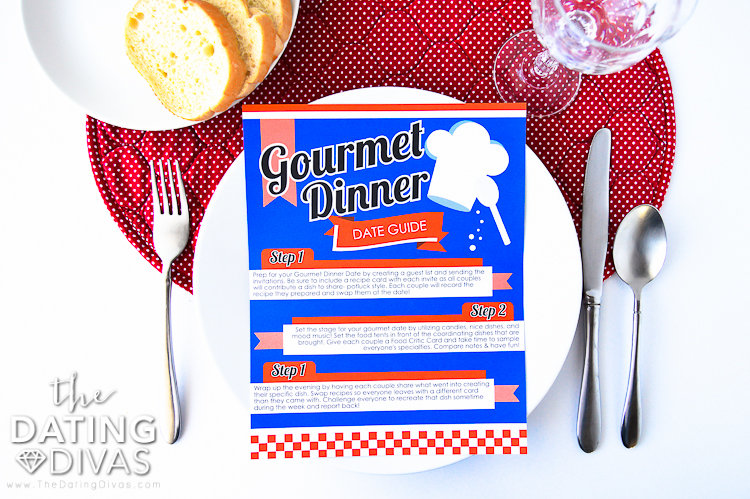 Gourmet Dinner Party Date Guide