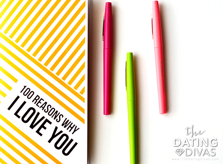 Printable DIY Reasons I love You Book