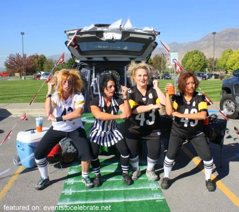 Creative Trunk or Treat Ideas