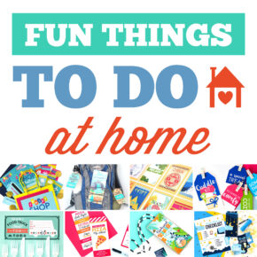Fun Things to Do at Home for a Staycation