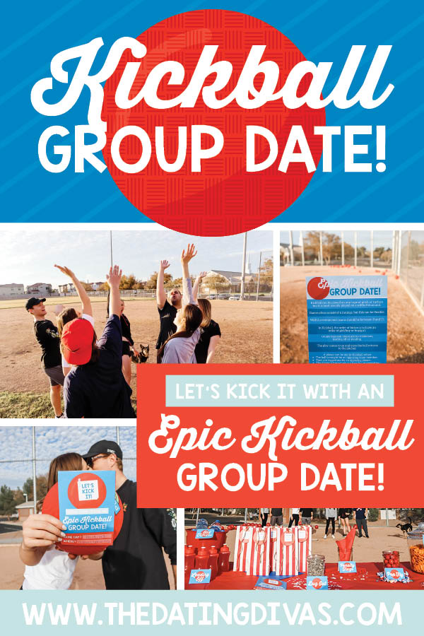 Kickball Date With Group