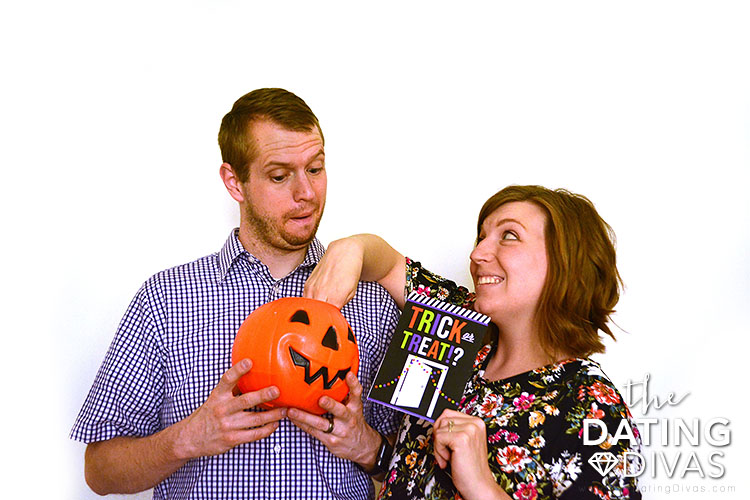Couples Sexy Trick or Treat Game