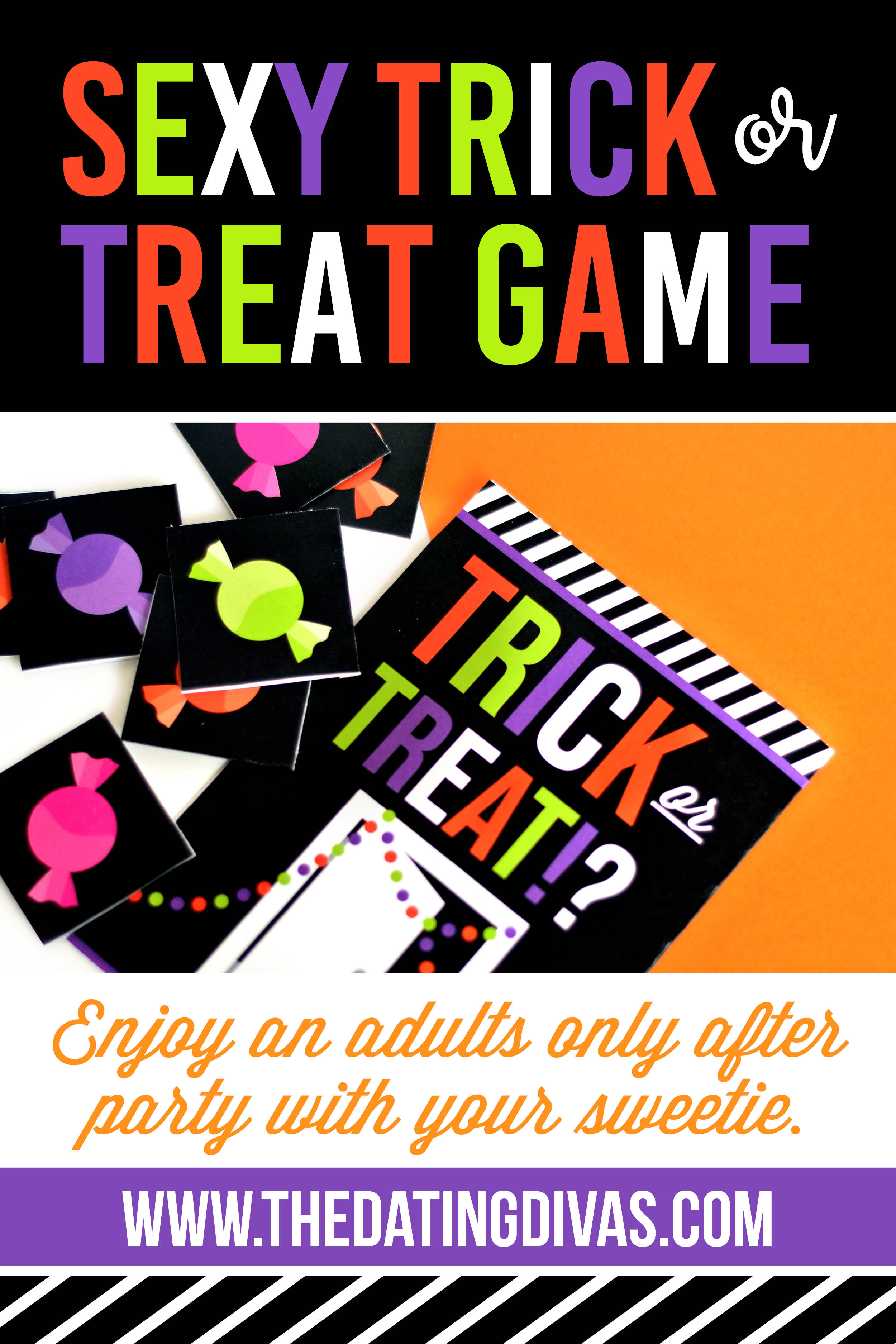 Sexy Trick or Treat Game