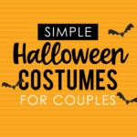 Make Simple Halloween Costumes For Couples