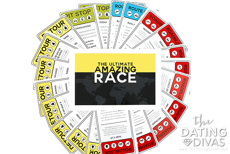 The Amazing Race Game Challenges
