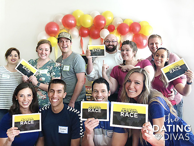 The Amazing Race Party Idea