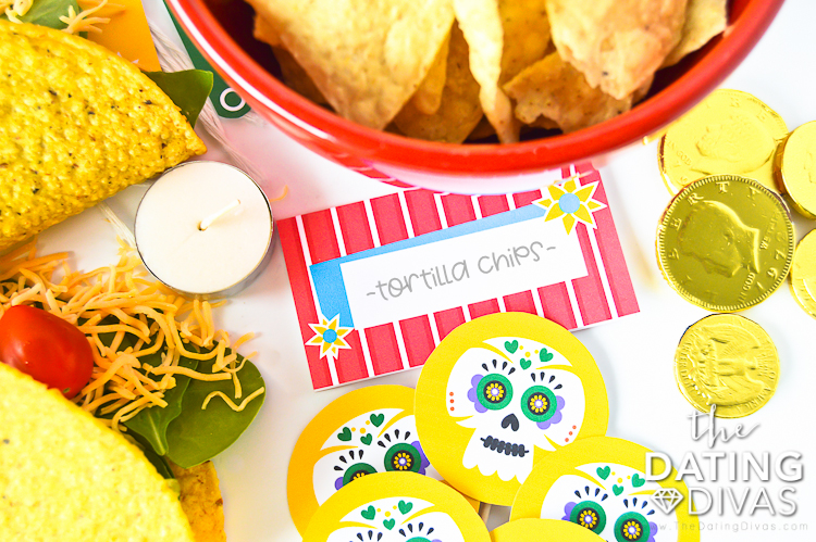 Day of the Dead Food