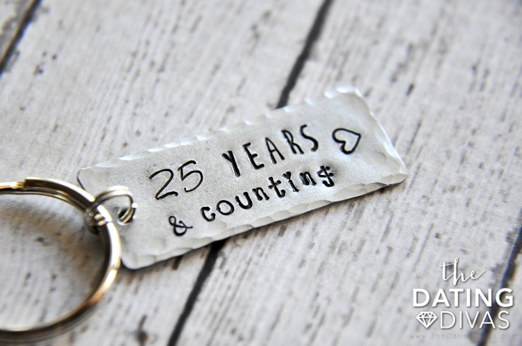 Twenty Fifth Year Wedding Ideas