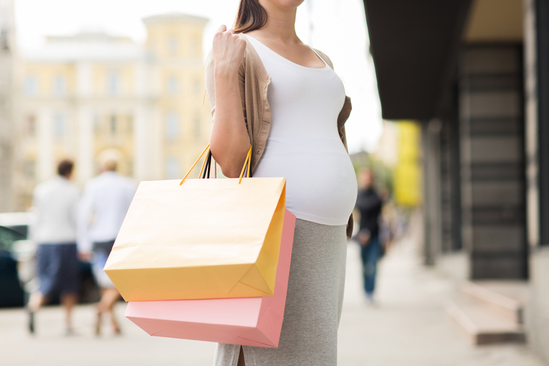 The best maternity clothes.