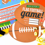 How to Play Flag Football with Friends or Family