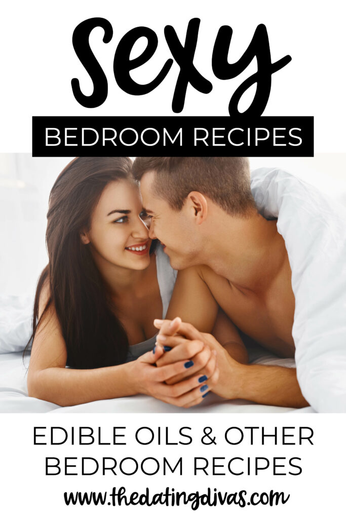 Bedroom Recipes for Edible Massage Oil