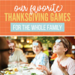 Thanksgiving Games For The Family