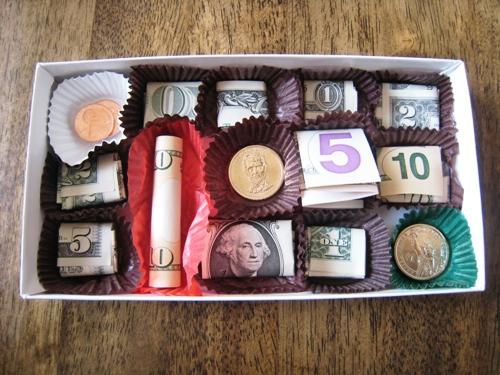 Christmas Chocolates Box