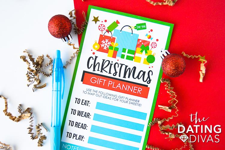Christmas Gift Ideas List