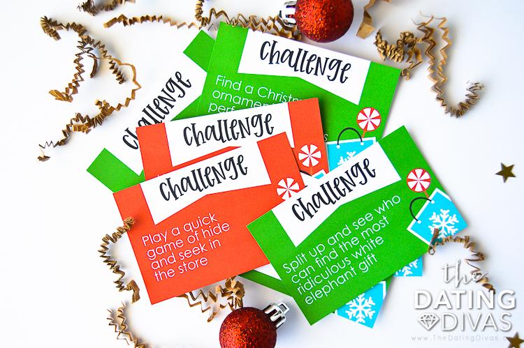 Christmas Shopping Game