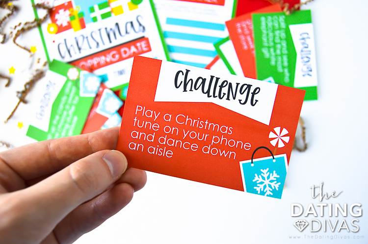Christmas Shopping Challenge