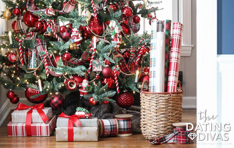 Classic Christmas Tree Decorating Ideas
