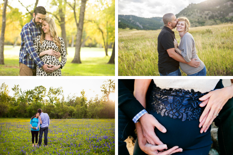 Couples Maternity Shoot