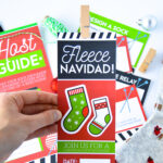 Host a Christmas Sock Exchange