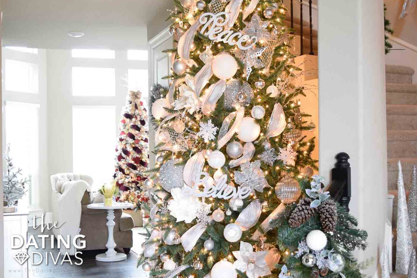 Christmas Tree Decorating Ideas The Dating Divas