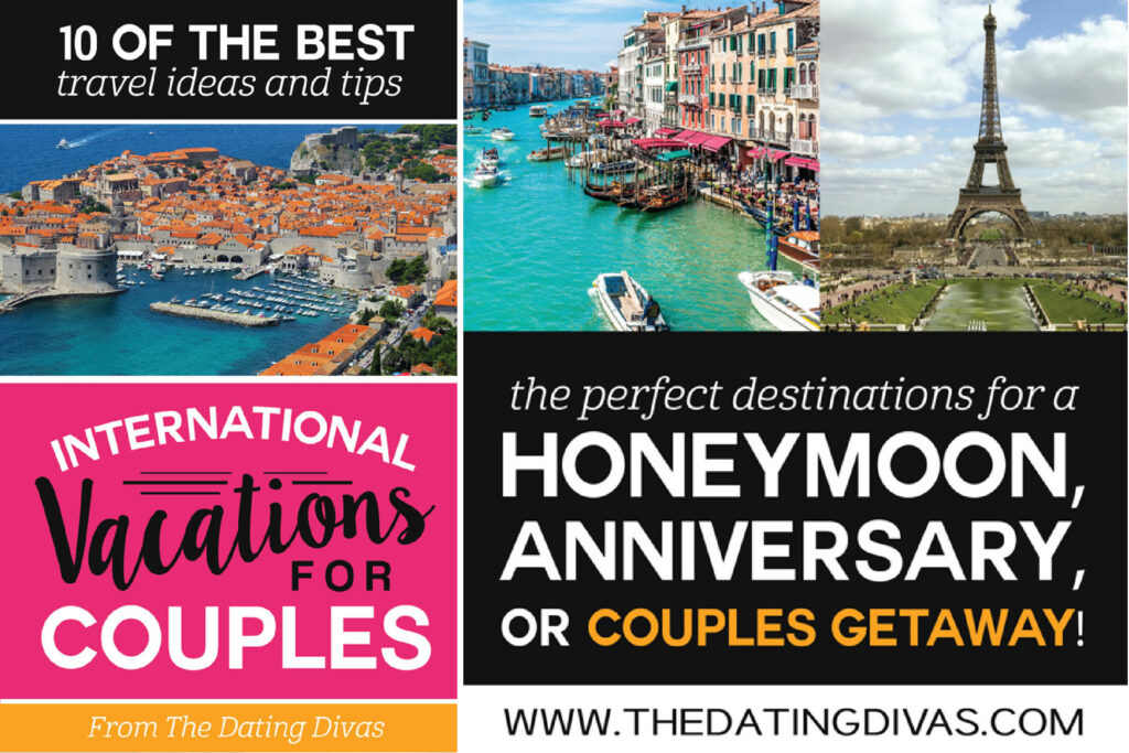 International Getaway Ideas for Couples