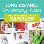Long Distance Relationship Anniversary Ideas
