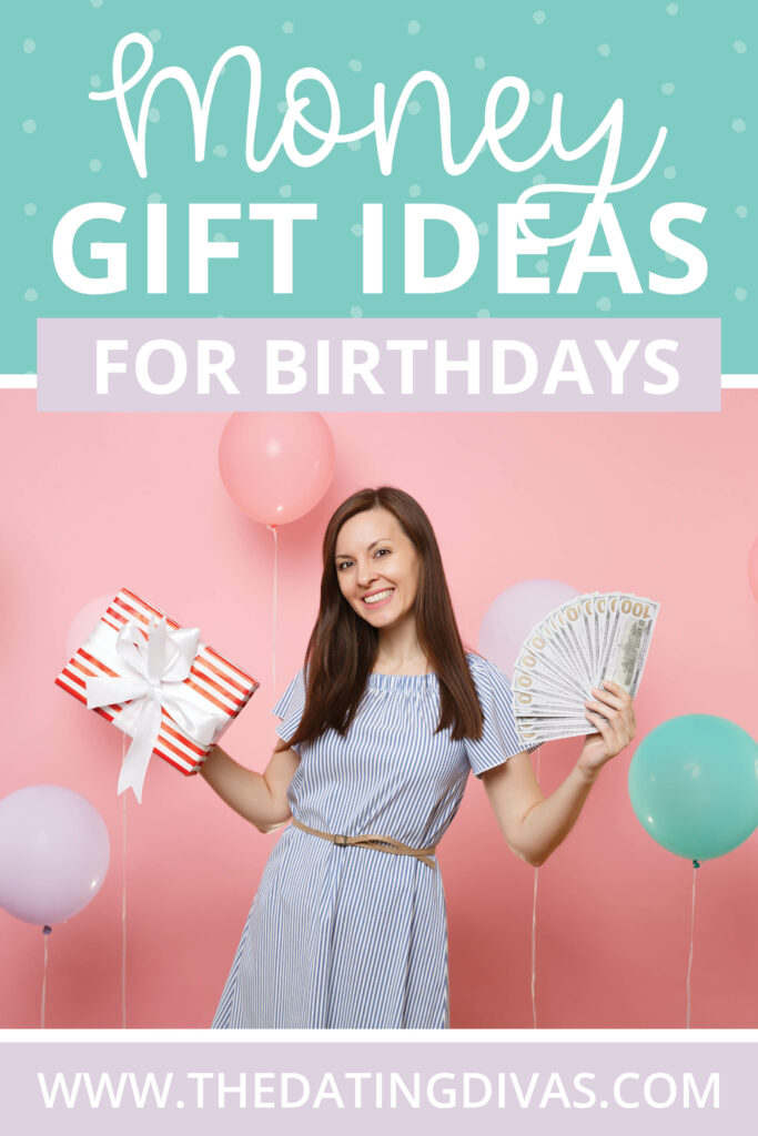Money Birthday Gift Ideas