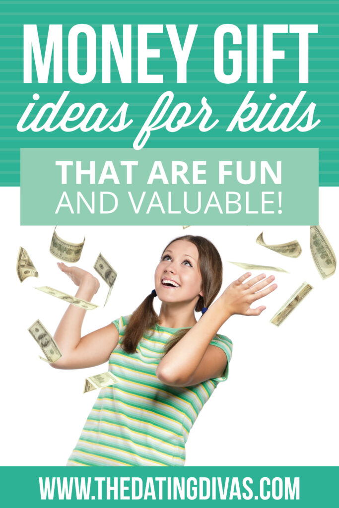 Money Gift Ideas for Kids