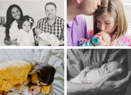 Newborn Picture Ideas