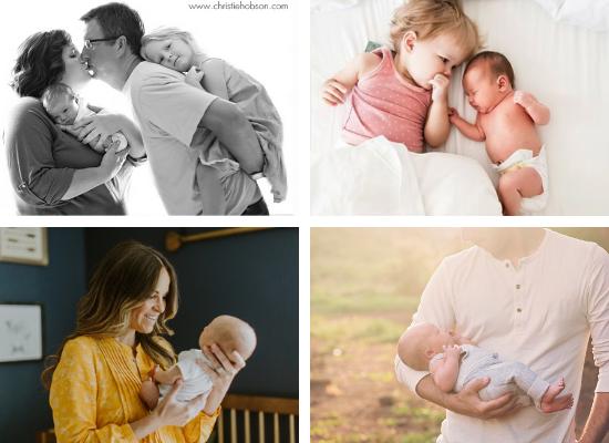 Newborn Picture Poses