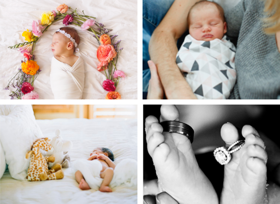 Perfect Props for Newborn Photography