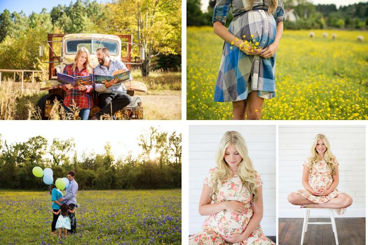 Pregnancy Picture Prop Ideas