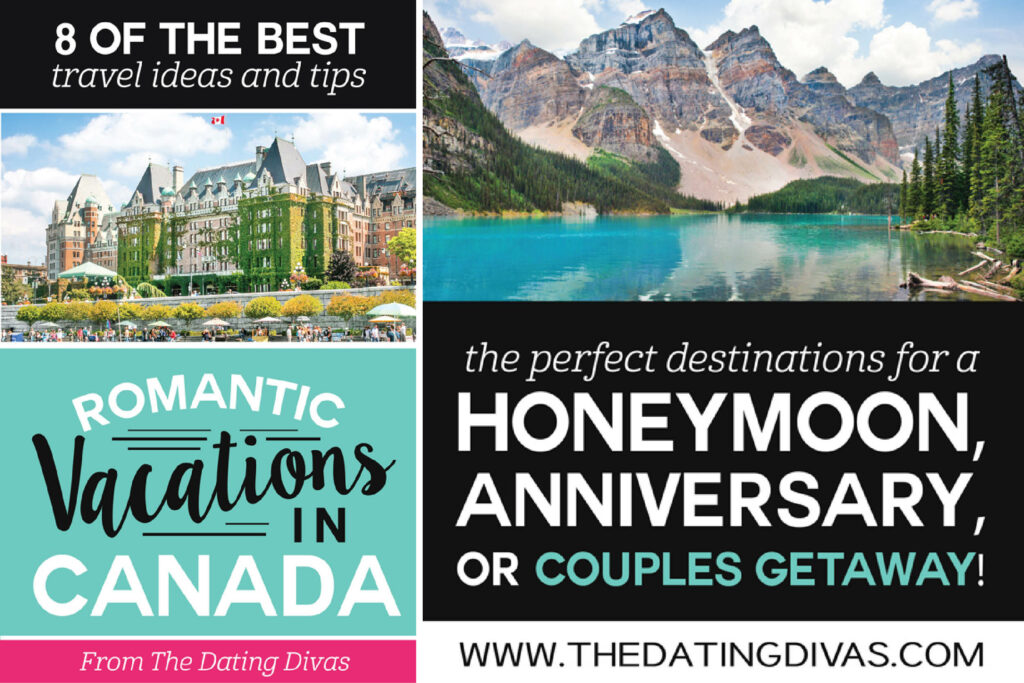 Vacation Spots in Canada
