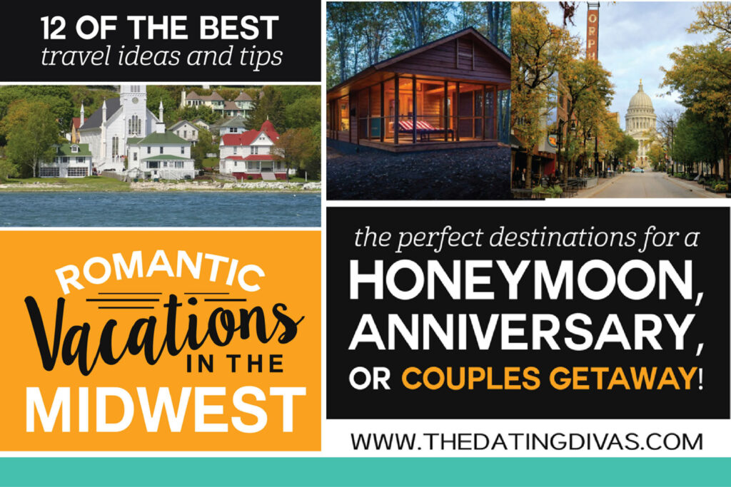 Romantic Getaways in the Midwest