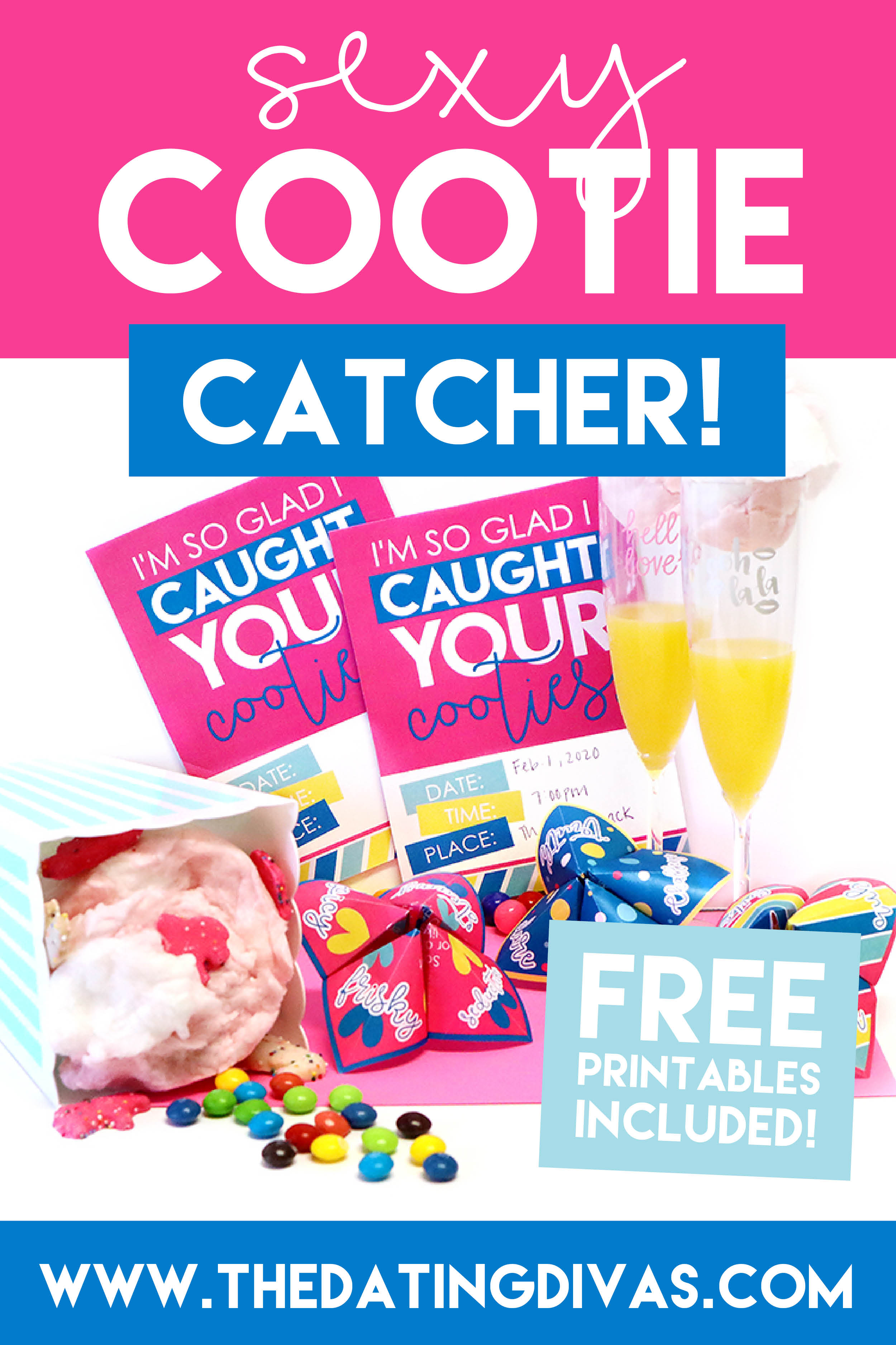 My husband loved playing these sexy cootie catchers! These nostalgic games took us back to our childhood! Three free printable game options and a whole lot of sexiness! #cootiecatcher #truthordare #datenight