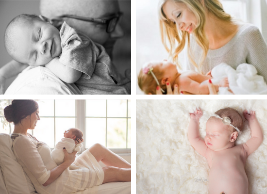 The Best Newborn Picture Ideas