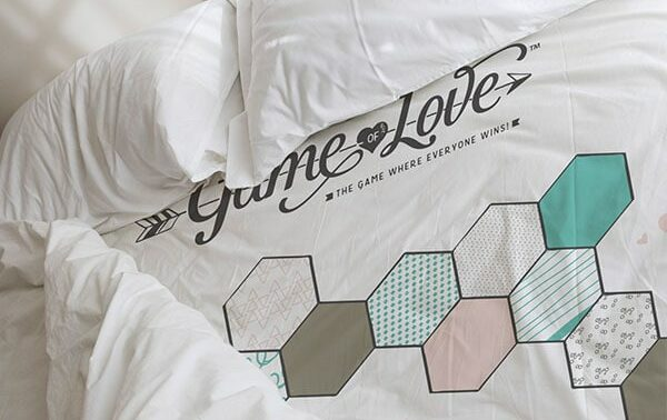 Game of Love Board Game